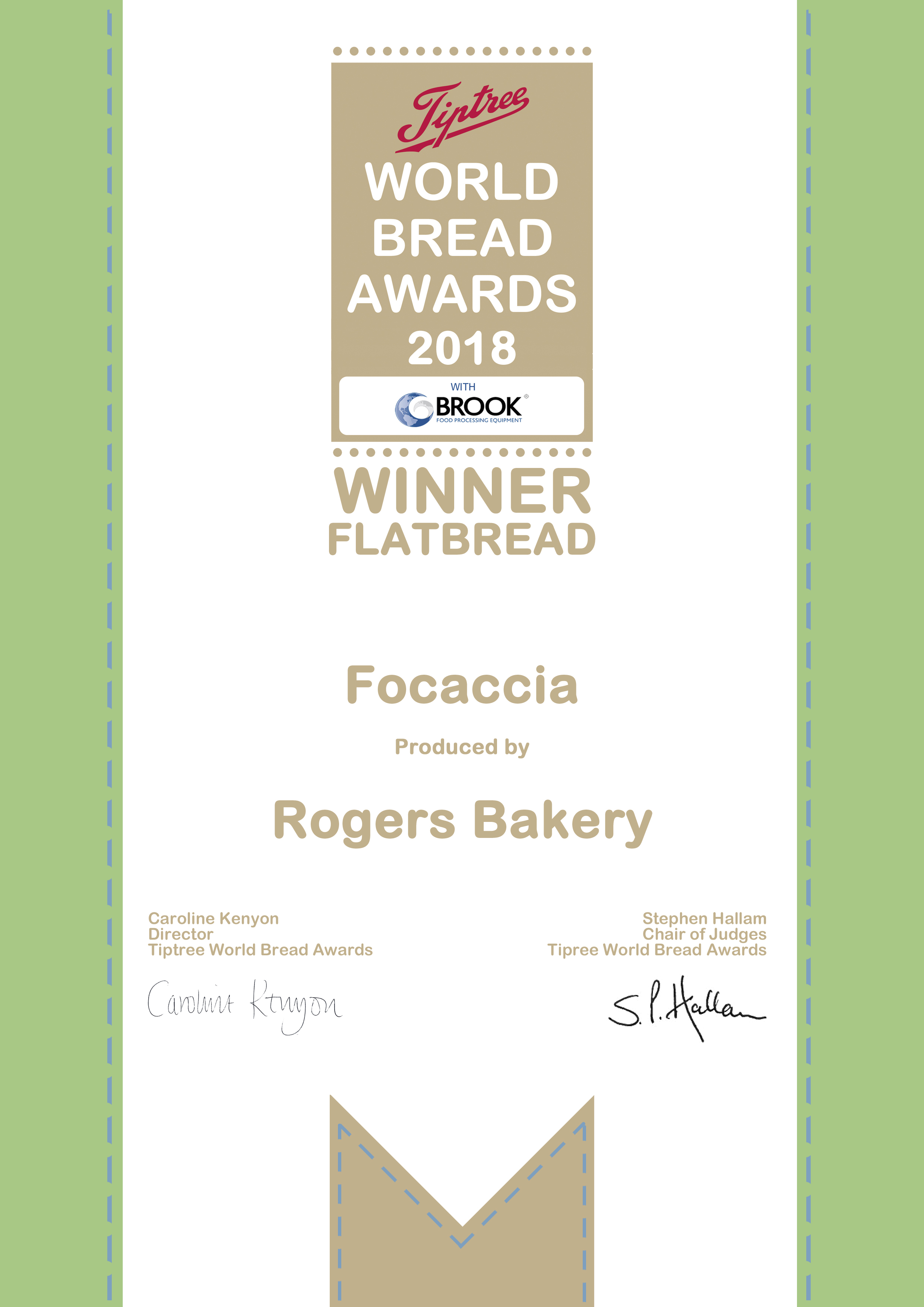 Rogers Bakery_Flatbread_Winner