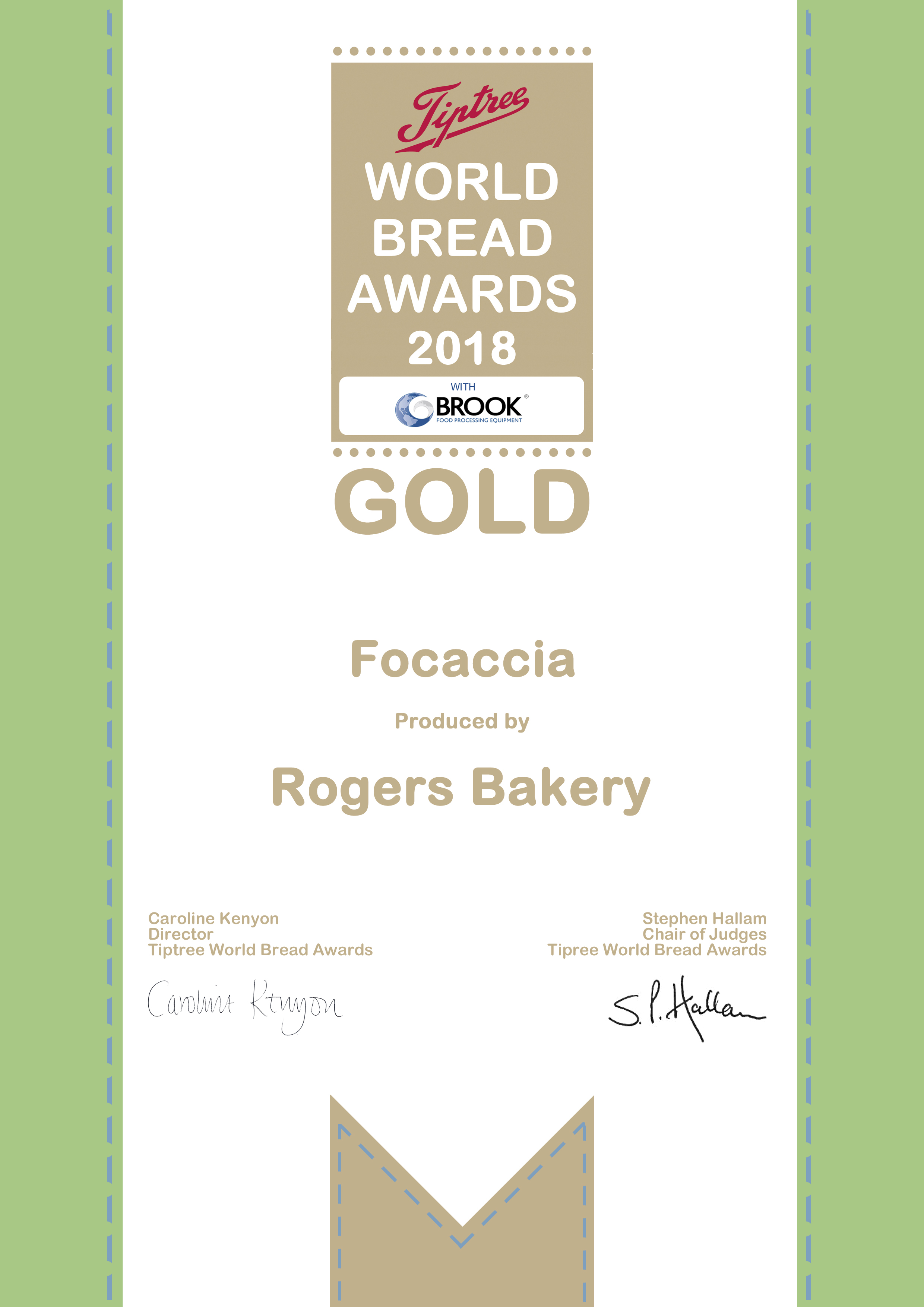 Rogers Bakery_Gold